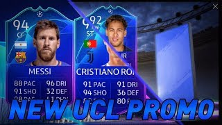 FIFA 19! NEW UCL PROMO! (PS4/XBOX)