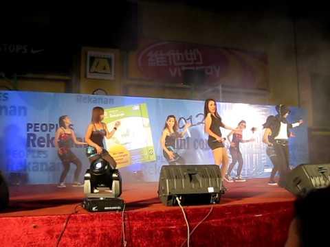 ABG TUA street dance