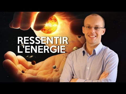 Comment ressentir l'énergie avec ses mains ?