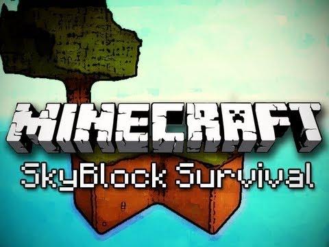 Minecraft Skyblock #1 Cobel Cobel Cobel...