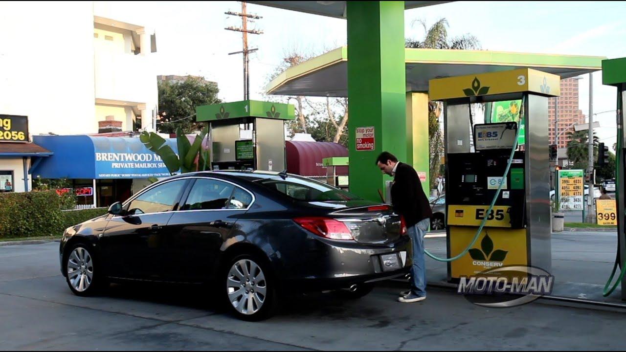 Buick Regal Turbo 2017 Ethanol E85 Vs Unleaded Comparison Test
