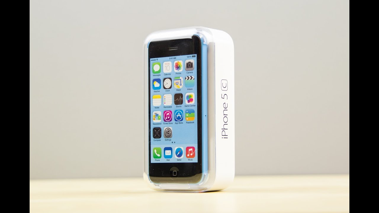 what is a iphone 5c made out of