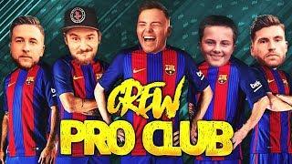 FIFA 18: PRO CLUBS MIT DER CREW!! #3 BESSER ALS JE ZUVOR