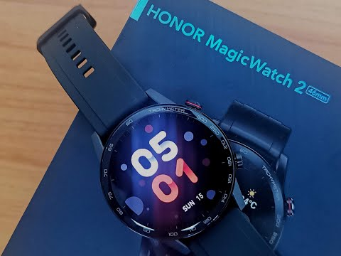 Honor Watch Magic Unboxing | Magical Or Not? from YouTube · Duration:  4 minutes 56 seconds