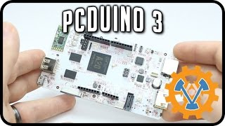 Getting to know the PcDuino 3 with Virtuabotix