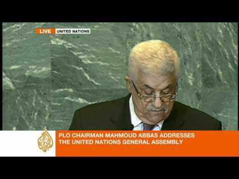 Mahmoud Abbas' speech at the UN [part 2/3]