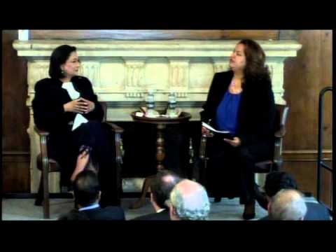 Foreign Affairs Forum: A Conversation with Kamla Persad-Bissessar