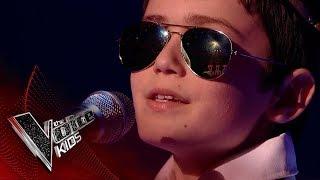 Baixar Riley Performs 'Non Je Ne Regrette Rien': Blinds 3 | The Voice Kids UK 2018