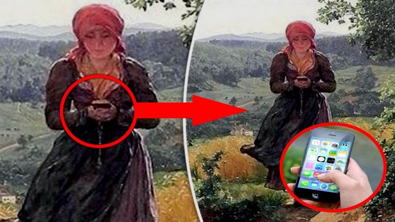 8 preuves incontestable du voyage dans le temps - Anastasia voyage dans le temps ...