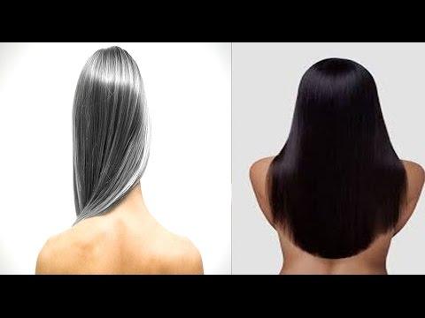 घर पर हर्बल नेचुरल  डाई / हेयर कलर बनाने का आसान तरीका | Herbal Hair Color/Hair Dye | Pooja Luthra