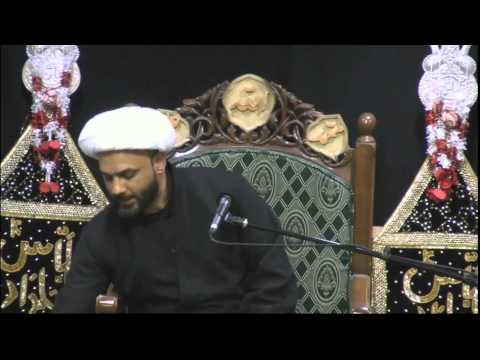 SH. Mohd Ali Ismail - Philosophy of shedding tears for Imam  Hussain AS.