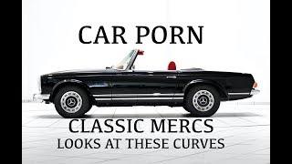 Classic Mercs - Car Porn - Vintage Mercedes Benz -