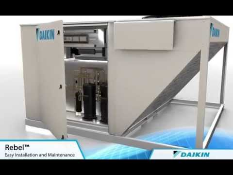 Amazing Energy Savings - Daikin