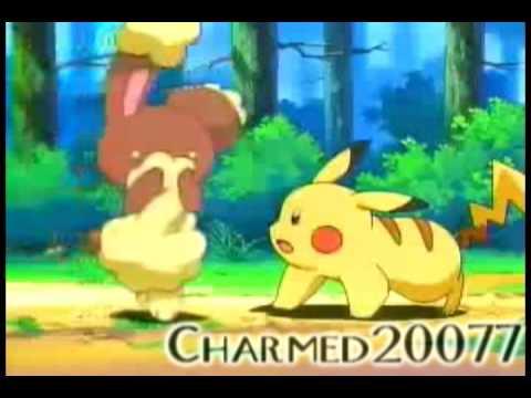 Buneary & Pikachu Love - YouTube