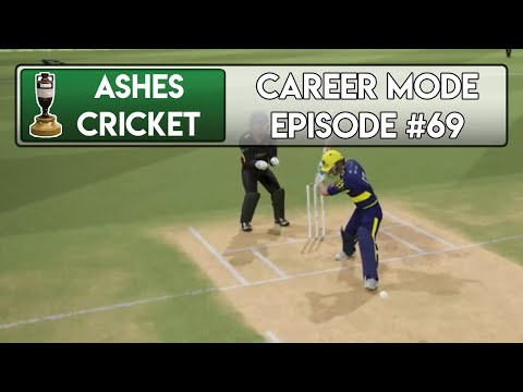 MOVEMENT - Ashes Cricket Career Mode #69
