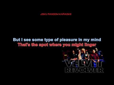 Velvet Revolver - Slither [Karaoke]