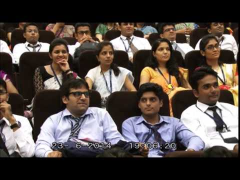 Manojit Acharya Guest Lecture At SBS, Pune Pt 1
