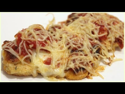 """♡-recette-:-escalope-gratinée-à-""""l'italienne"""""""