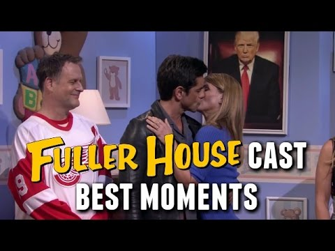 Fuller House Cast Funny and Sweet Moments