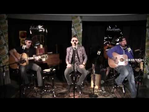 Saving Abel - Mississippi Moonshine & Mystify (acoustic,w/ interview)