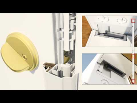 Multi Point Astragal French Door Solutions Youtube
