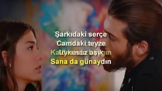 اغنية مسلسل الطائر المبكر Sana da günaydın صباح الخير لكerkenci kuş بالكلمات lyrics