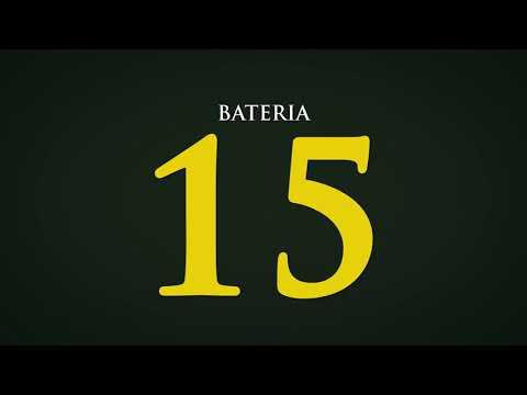 BATERIA 15