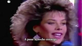 C.C Catch - I Can Lose My Heart Tonight. Subt. Español. (Spanish Translation)