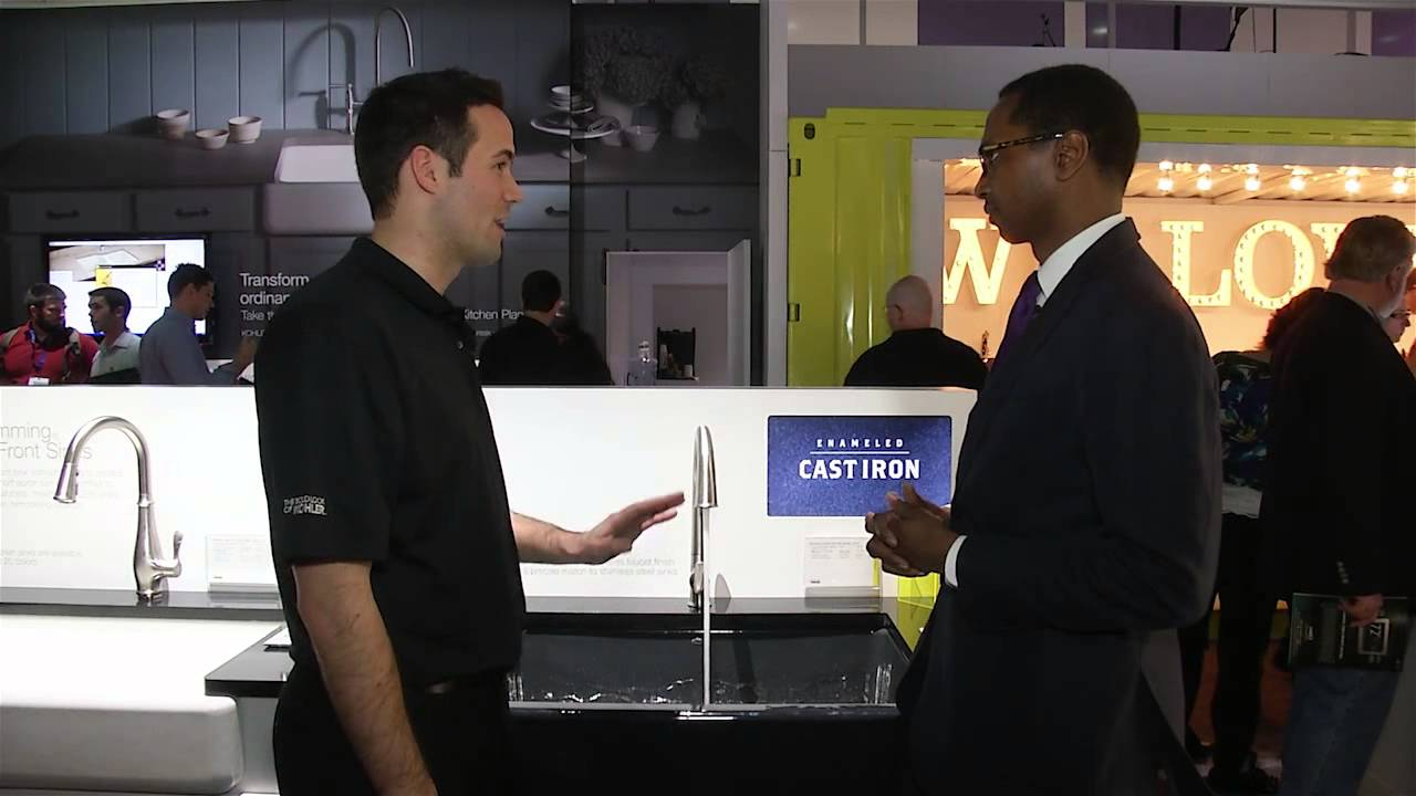 Kohler Sensate Touchless Kitchen Faucet Youtube