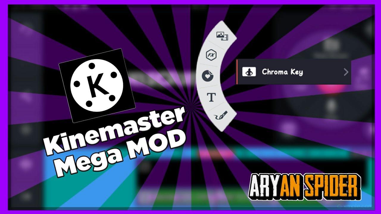 Kinemaster Pro MOD apk /Mega Mod(Unlock Video Layer +Chroma Key)