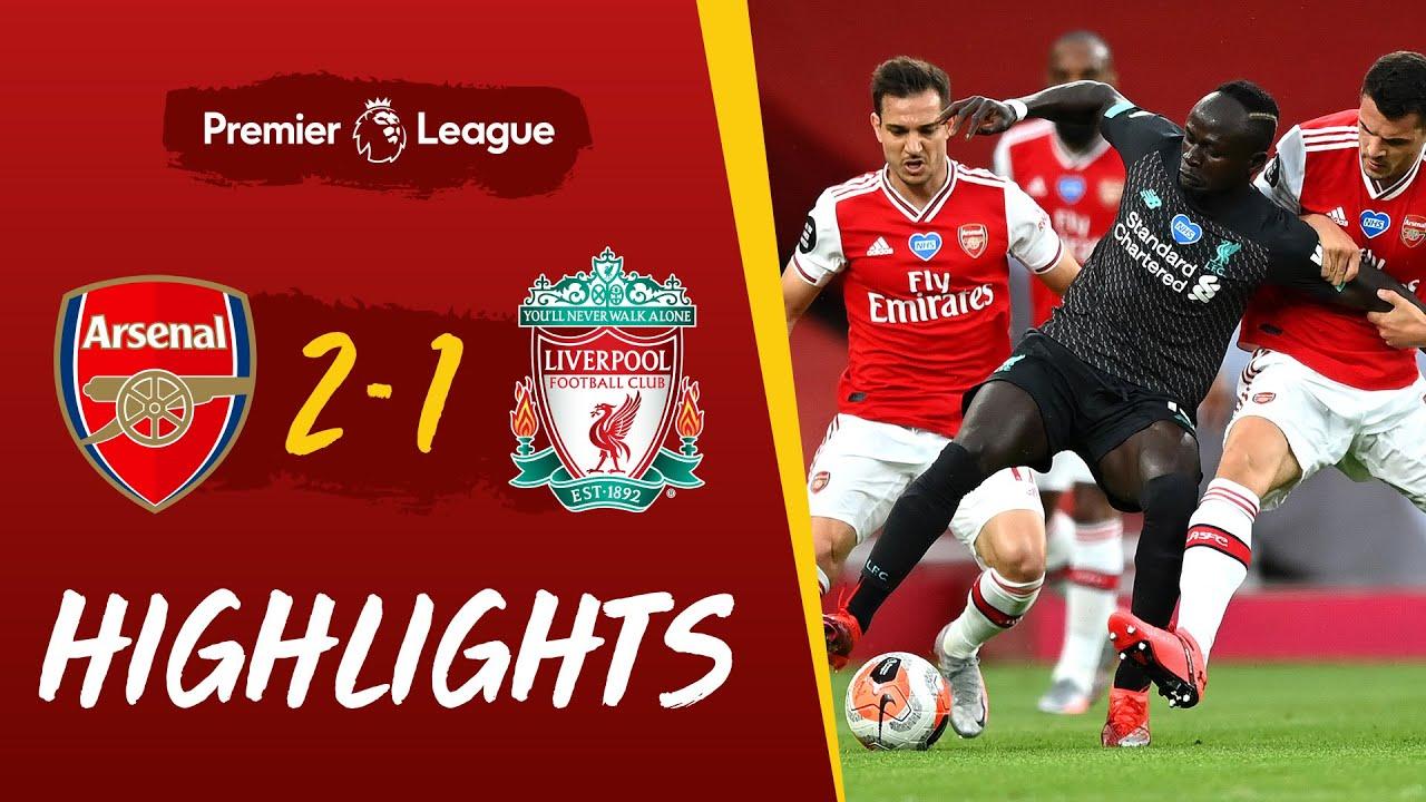 Arsenal 2-1 Liverpool