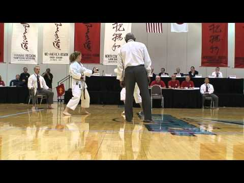 2010 ISKF Kelly Doohen vs Kristen Hoffman