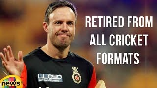 ab devilliers retirement video