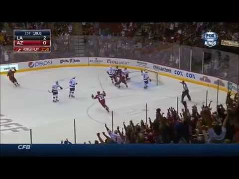 Arizona Coyotes: All goals from the 2014-15 season