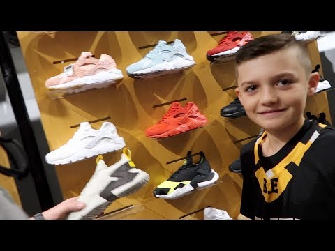 Basketball Shoe Shopping 2018