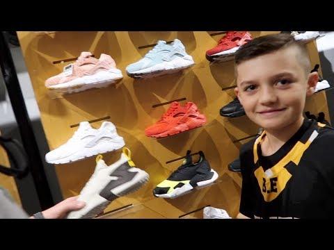 Basketball Shoe Shopping 2018