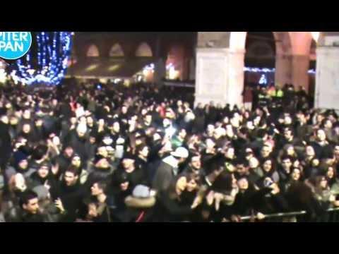 Capodanno 2014 con Radio PiterPan a Treviso - P.zza dei Signori