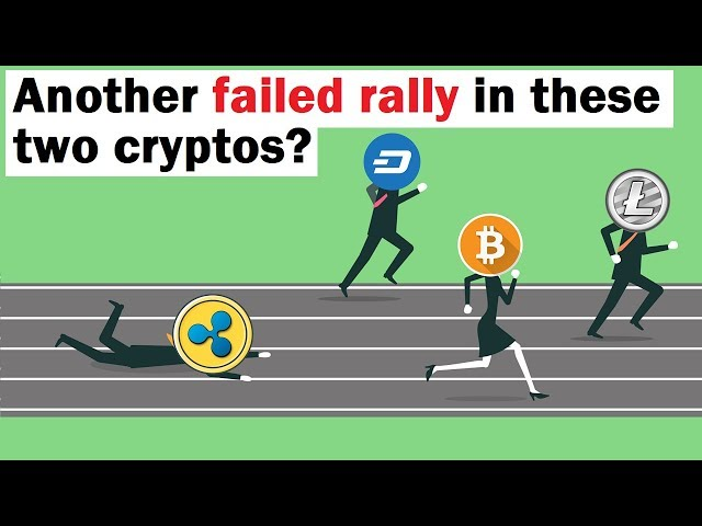 Another Failed Rally in These Two Cryptos?