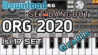 MANTAP!!!  DOWNLOAD SET DANGDUT TERBARU ORG 2019 - 2020 isi 17 set gratis!!!!!!