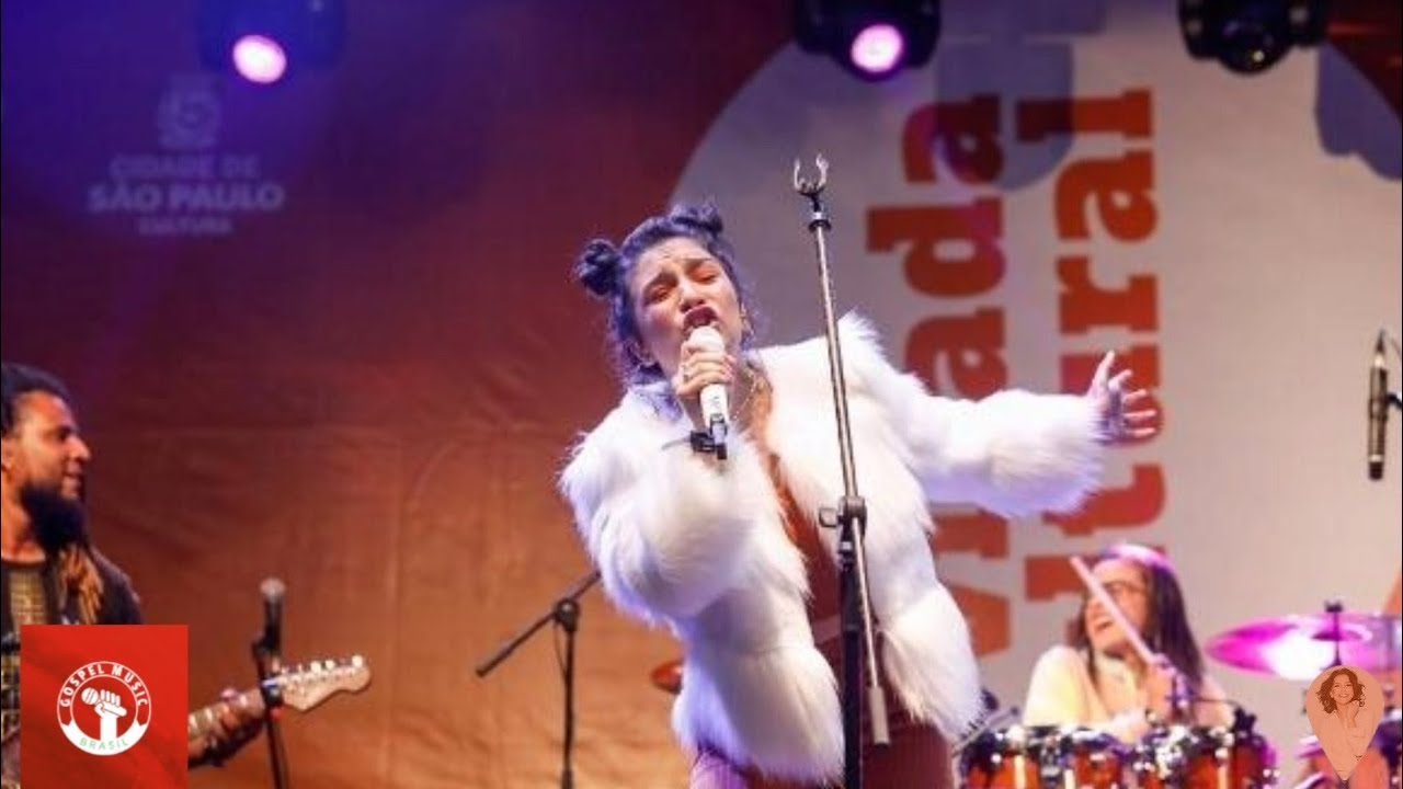 Priscilla Alcantara - Empatia (Ao Vivo Na Virada Cultural 2019)