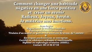 Comment modifier un schéma de conscience, thérapie des émotions