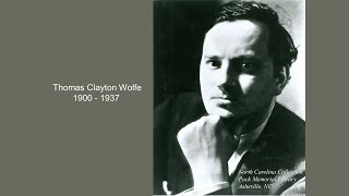 The Writings of Thomas Wolfe