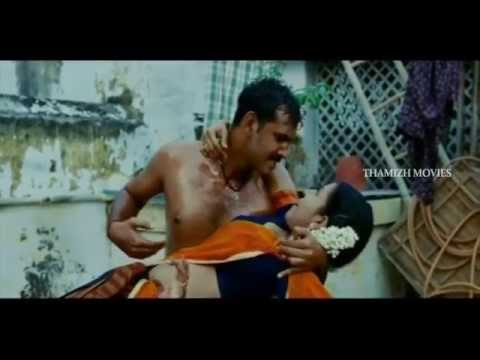 Kailash Romance With Aakansha - Maruthavelu Tamil  Movie Scenes