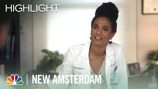 Sharpe Chooses Her Patient Over Max - New Amsterdam (Episode Highlight)