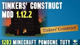 Tinkers' Construct 1.12.2 - Jak zainstalować mody - PL Instalacja moda do Minecraft 1.12.2