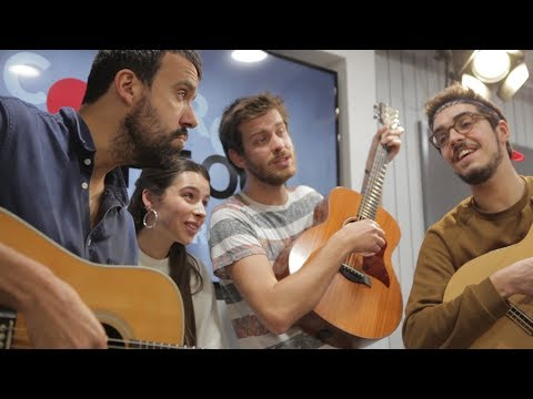 Rádio Comercial | Miguel Araújo junta Tiago Nacarato, Janeiro e Joana Almeirante