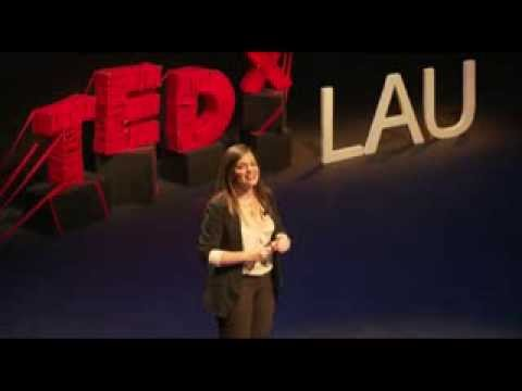 Having a Servant's Heart: Christine Arzoumanian at TEDxLAU