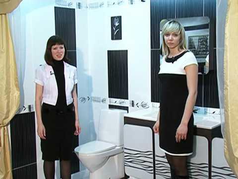 Галерея Керамики: Черная и Белая плитка