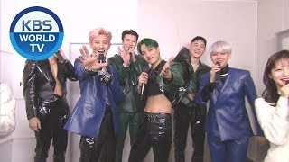 Interview with EXO [Music Bank / 2019.12.06]