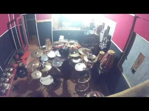 Drum Solo - Rampak Kendang Wanoja (Ega Robot Ethnic Percussion)